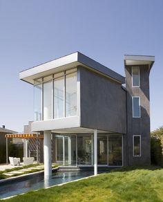 Redondo Beach House, California, Tighe Architecture