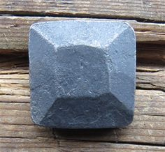 """HCN-05 3/4"""" Square Plateau Hammered Head Nail. Available in more sizes and colors"""