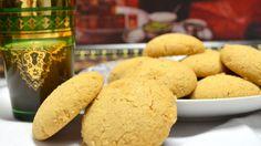 Ghriba Bahla - Moroccan Cookie