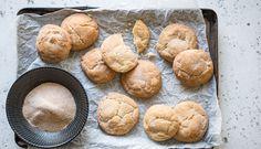 Vanilla Bean Cinnamon Snickerdoodles