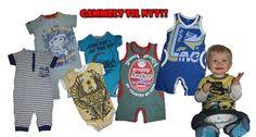 F¨syet dit gamle tøj om til nyt baby tøj