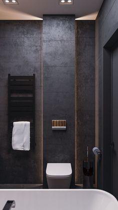 Визуализация Ванной комнаты - Галерея 3ddd.ru