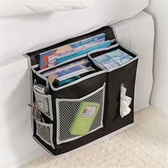Bedside Storage Caddy | Closet & Space Savers | Brylanehome