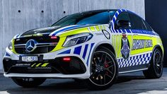 Australian Cops Beef Up Their Cop Cars With New Models