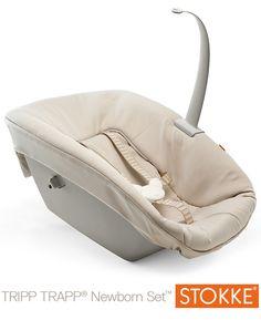 Newborn set cover crema