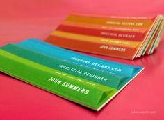 3D Industrial Designer Card