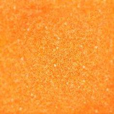 Orange Glitter iPhone wallpaper