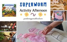 Eyfs Activities, Learning Activities, Activities For Kids, Worm Crafts, Crafts For Kids, Julia Donaldson Books, Back Wallpaper, Craft Cupboard, Bedtime