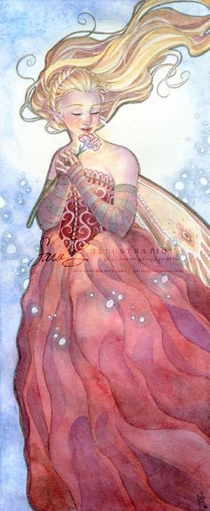 Hey, I found this really awesome Etsy listing at https://www.etsy.com/listing/88116669/fairy-art-print-limited-edition