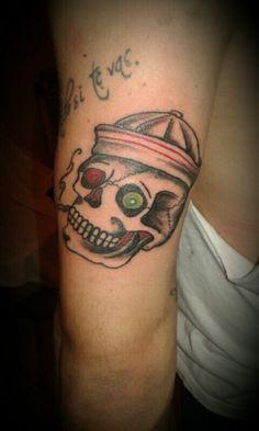 Sailor skull