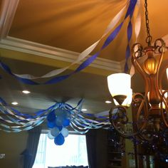 Home decorations - under the sea party