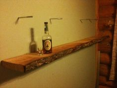 How To Hang Floating Shelves How To Make A Floating Shelf Using Only A 2X4 Or 2X6 Dowels And A
