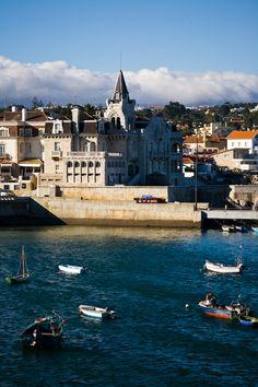 Cascais, Portugal @Phyllis Simons Martin