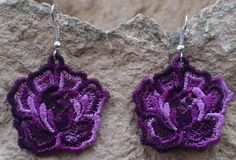 Mini rózsa fülbevaló Minion, Crochet Earrings, Jewelry, Fashion, Jewellery Making, Moda, Jewerly, Jewelery, Fashion Styles