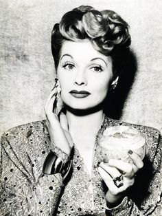 The great actress of the Comedy #LucilleBall c. 1940's