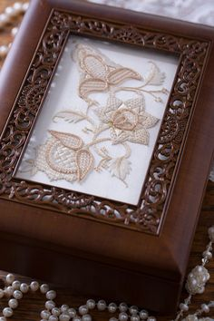 Creating Tomorrow's Heirlooms Today, Embroidery books and supplies available for purchase online.