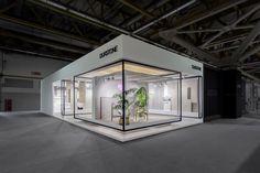 Durstone stand design by VXLAB at Cersaie 2017