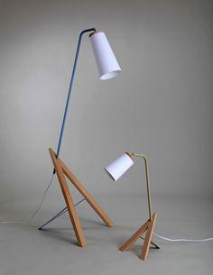 """""""Vi"""" lamp series -- Ane Domaas & Linda Falang"""