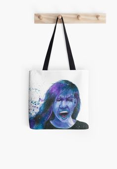 This is the second installation to my 'Universe Girls' series. This series focuses on an intense emotion, in this case, anger. • Also buy this artwork on bags, apparel, stickers, and more.