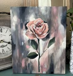I think i've painted enough for today time to binge read art artist flower flowerpainting flowerart artgram instaart… Small Paintings, Art Paintings, Watercolor Paintings, Acrylic Paintings, Black Canvas Paintings, Detailed Paintings, Watercolor Tips, Decorative Paintings, Watercolor Artists