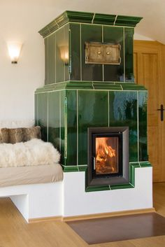 Brunner basic ovens flat A modern and traditional combination: the modern BRUNNER heating insert of this basic stove ensures Fireplace Mirror, Fireplace Remodel, Fireplace Design, Furniture Styles, Home Furniture, Interior And Exterior, Interior Design, Architecture Design, Family Room