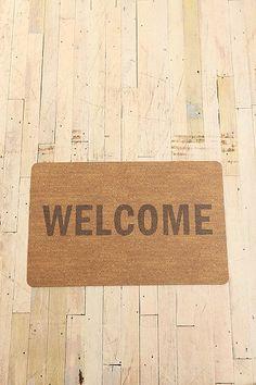 Tromp L'Oeil Welcome Mat