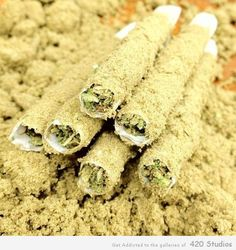 Amazing Joints Rolled in #Kief