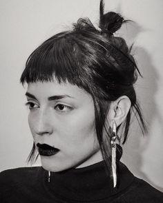 / //pinterest @friaaurora Láminas earrings