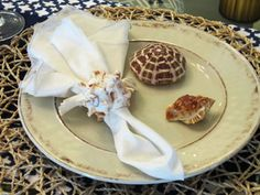Seaside Table Setting | Carefree Cooking Magazine