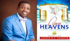 It's Kemi Filani's blog...: Friday daily devotion by Pastor E. A. Adeboye (Ope...