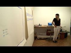 Deaf since birth, artist Christine Sun Kim explores the social rules of sound | Art Beat | PBS NewsHour
