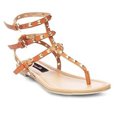 97c1c5b37ff1 Betseyville Women s Gladiator Sandals - Cognac (Red) LOVE these. Had to get  a