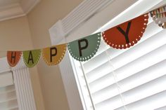 Happy Birthday Decor | We R Memory Keepers Blog