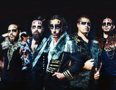 Electric Sasquatsh: Banda de Rock alternativo de Cali con un performace y un concepto alternativo.