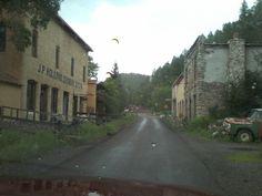 Mogellon, NM Ghost mining town