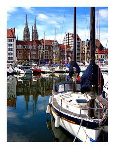 Oostende II, Ostend, Belgium Copyright: Rafael Tadeo
