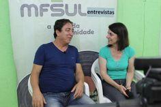Assista agora na TVRsul, www.tvrsul.com.br a reapresentação da entrevista com a diretora de cultura de Morro da Fumaça Marinelza Maccari