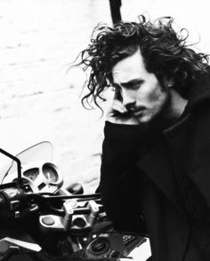 Aaron Johnson. Never put the kick-ass mask on you are too beautiful for that.