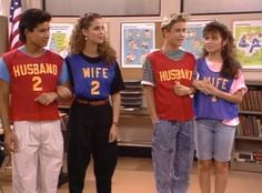 """The 7 Most Demented Episodes of """"Saved By The Bell"""""""