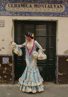 tendencias moda flamenca claudia alfaro