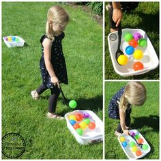 Outdoor Toddler Activities for Summer. #toddler #toddleractivities #ideasfortoddlers #planningplaytime #ad #summerfun #outdoorplay