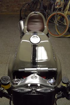 Ducati Sport 1000 custom revival ~ Return of the Cafe Racers