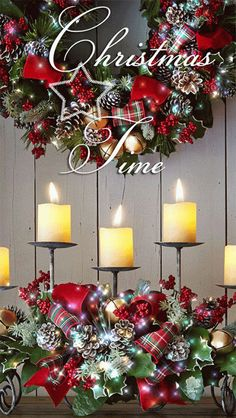 Merry Christmas Time everybody! Merry Christmas Gif, Christmas Scenes, Christmas Candles, Merry Christmas And Happy New Year, Christmas Pictures, Christmas Wishes, Christmas Art, Christmas Greetings, Beautiful Christmas