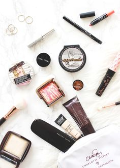 My Everyday Make Up Bag & Routine   icovetthee.com