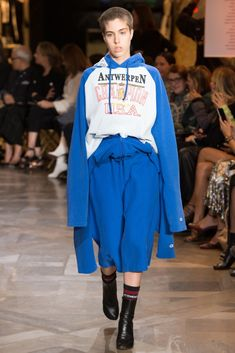 Vogue.com | Spring 2017 Ready-to-Wear Vetements