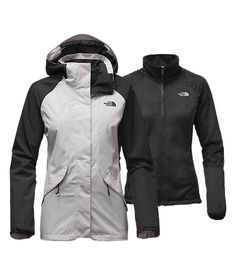 WOMEN'S BOUNDARY TRICLIMATE® JACKET | United States NOT THIS COLOR - Black/Rose Dawn or Cerise Pink