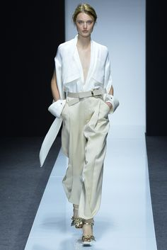 Gianfranco Ferré RTW Spring 2014 -  Milan Fashion Week