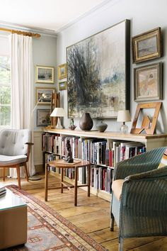 Sotheby's Tim Ellis Collection Sale Century Art – Art and Auction News (hausundgarten.de) , Sotheby's Tim Ellis Collection Sale Twentieth Century Art – Art & Auction News (… , Interiors Source by Home Living Room, Living Room Decor, Living Spaces, Dining Room, Small Living, Living Room Artwork, Apartment Living, Narrow Living Room, Art Spaces