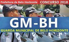Concurso Guarda Municipal BH - GMBH 2018