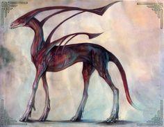 Creature by `PearlEden